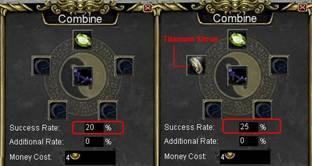 Talisman combine
