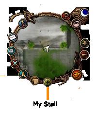 Mini Map Stall