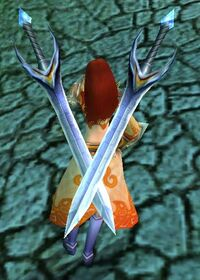 Blue Elf Sword screen