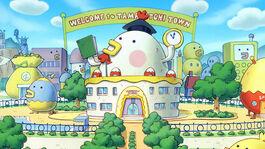 Tamagotchi school-anime