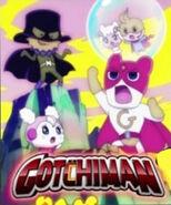 Gotchiman-show poster