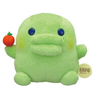 Kuchipatchi apple plush