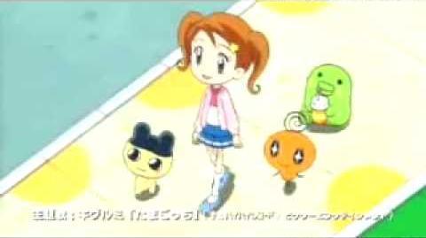 Japanese Tamagotchi Movie Trailer