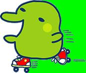 Kuchipatchi roller skates
