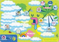 Tamagotchi Planet Map (October 2016)