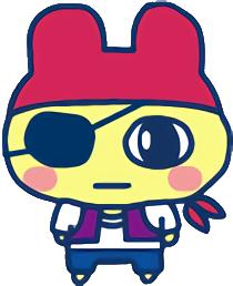 Mametchi pirate