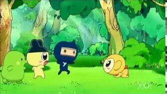 Tamagotchi! - Kikitchi's Ninja Training