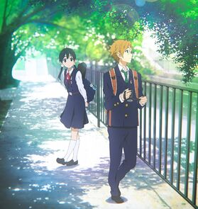 Tamako Loves Story Poster