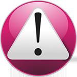 File:Warning pink 150px.png