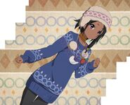 Choi sweater
