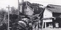 1940年馬偕街街口與教堂
