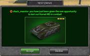 Test Drive sneak peek V-Log 60