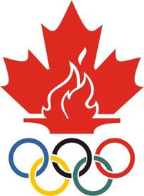 1219790204 canadian olympic committee logo