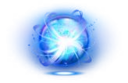 Gift icon Blue Sphere