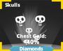 Skulls Effect Icon
