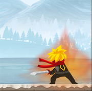 Flame preview