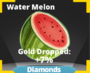 Water Melon Icon