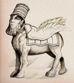 Assyrian Shedu