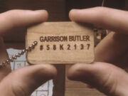 Tapjoint garrison butler dogtags