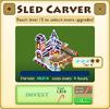Sled Carver Tier 4