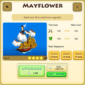 The Mayflower Tier 9