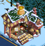 Pie Shop High Tier Collect