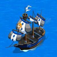 Cpt robert's galleon 3