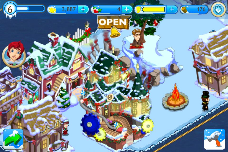 Santa's Workshop   Tap Paradise Cove Wiki   Fandom powered by Wikia