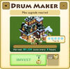 Drum Maker - Tier 6
