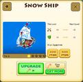Snow Ship Tier 6