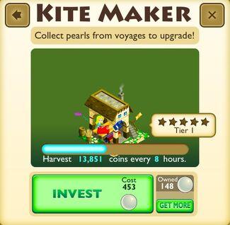 Kite Maker Faceplate