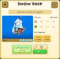 Snow Ship Tier 5