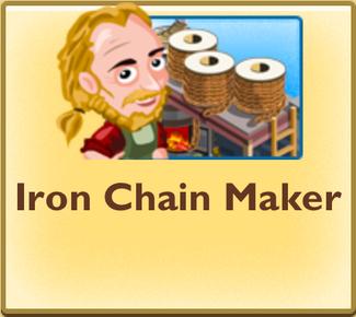 Iron Chain Maker
