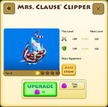Mrs. Clause' Clipper Tier 6