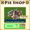 Pie Shop Tier 1