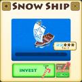 Snow Ship Tier 2