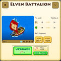 Elven Battalion - Tier 1