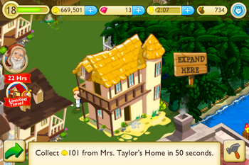 Mrs. Taylor's Home