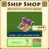 Ship Shop Tier 3