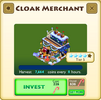 Cloak Merchant Tier 5