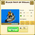 Black Ship of Kraal Tier 4