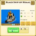 Black Ship of Kraal Tier 2