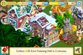 Fezziwig Hall