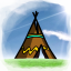 Craftitude ingredient teepee