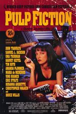 Pulp Fiction theatrical poster