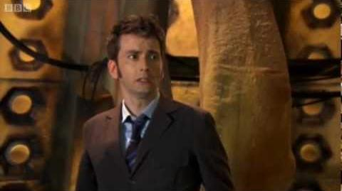 The Tenth Doctor Regenerates - David Tennant to Matt Smith - Doctor Who - BBC