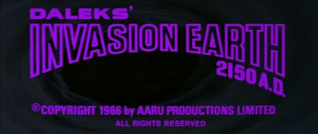 File:Daleks' Invasion Earth 2150 A.D. title.jpg
