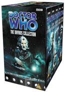 The Davros Collection VHS UK boxed set