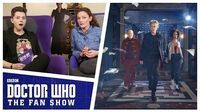 Michelle Gomez and Nick Lambon - The Aftershow - Doctor Who The Fan Show