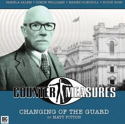 Changing of the guard CM